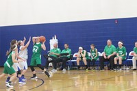 JH Girls Vs Huntington