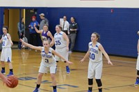 JH Girls vs Unioto