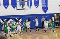 JV Girls vs Huntington