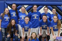 SE Girls vs Adena~Sr. Night