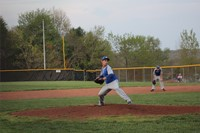 JV Baseball vs Huntington 2