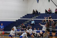 HS Volleyball vs Piketon