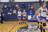 High School Volleyball vs Paint Valley