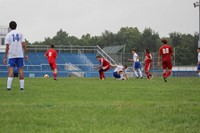 Boys Soccer vs Southeastern