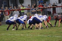 HS Football vs Piketon