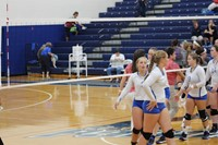 HS Volleyball vs Zane Trace
