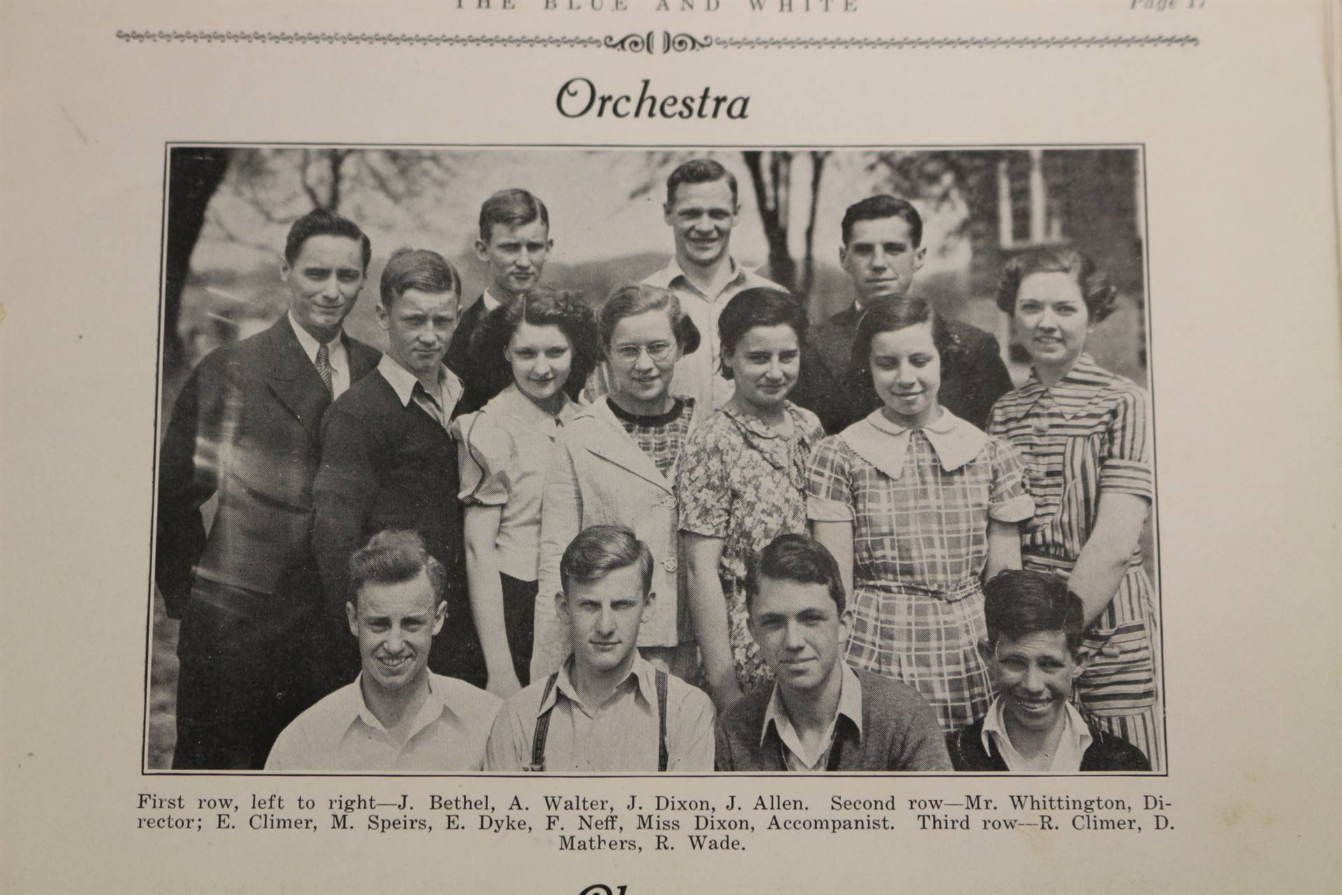 1937 Orchestra