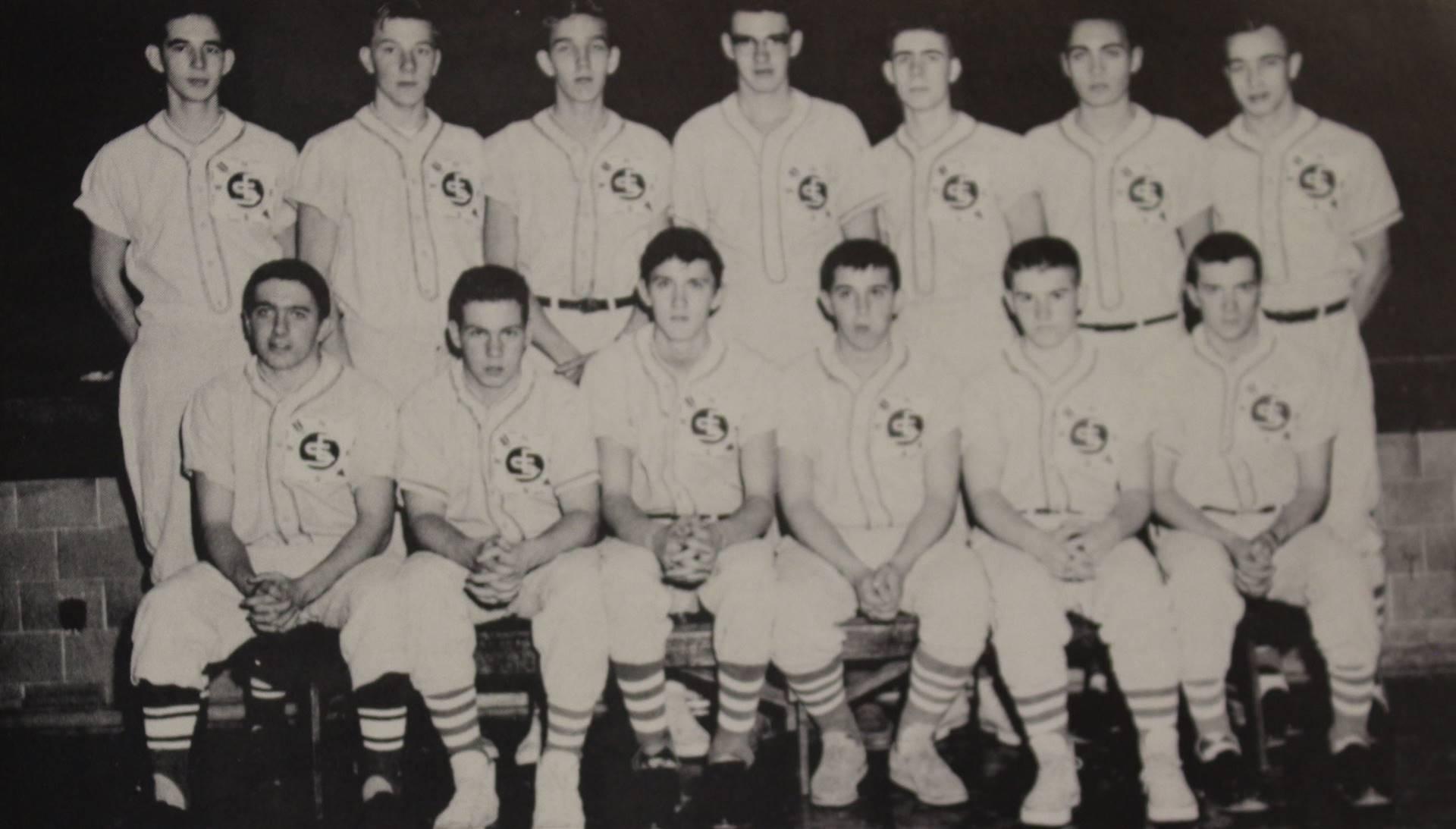 1957 Baseball Team