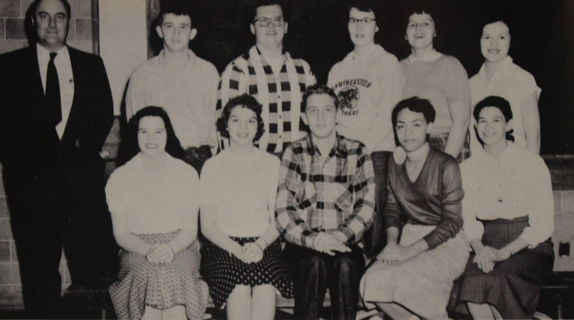 1957 French Club
