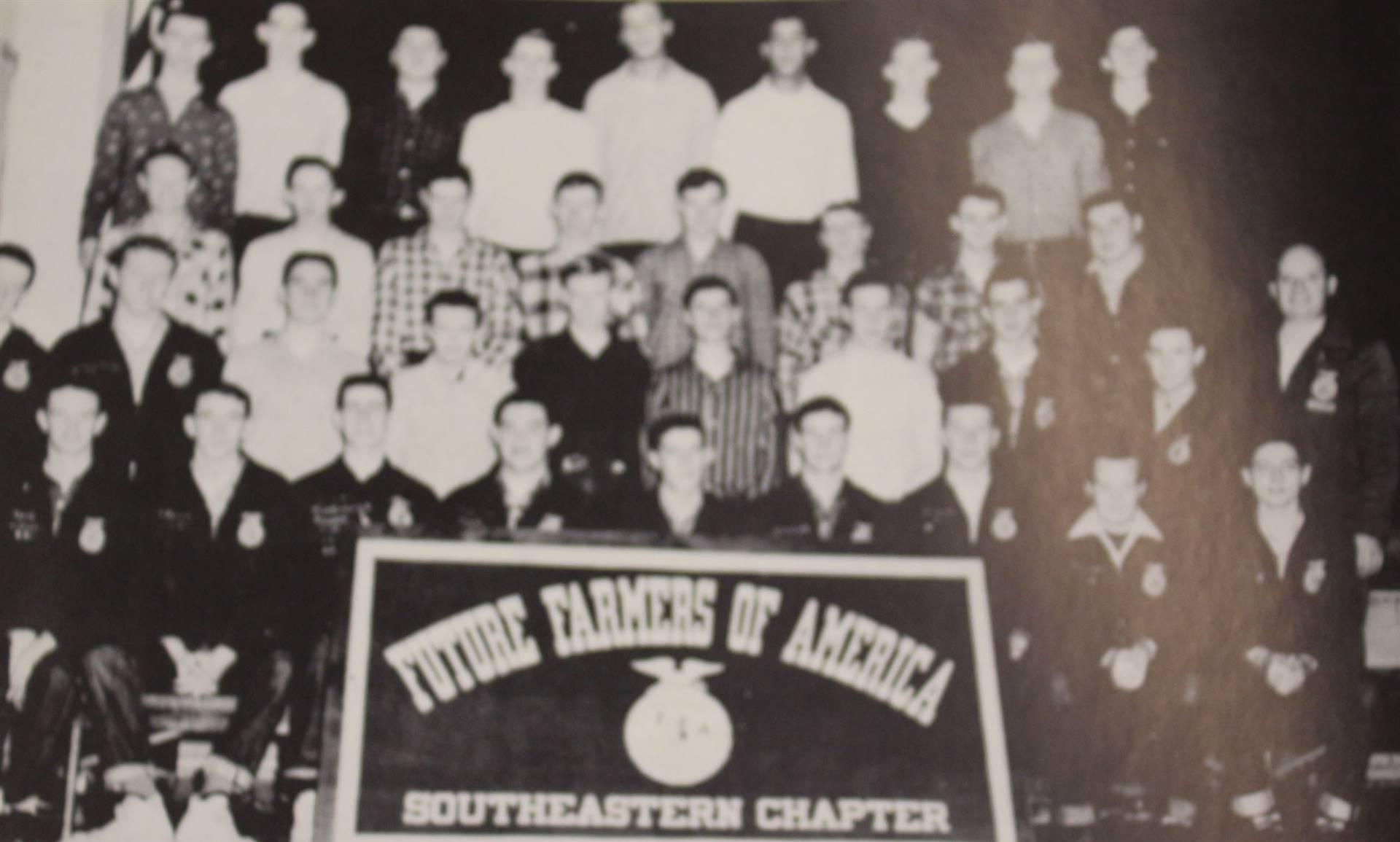 1957 Future Farmers Of America