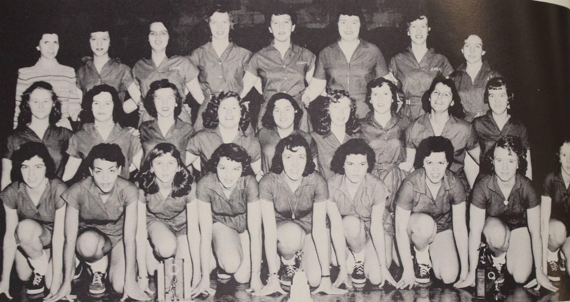 1957 Girls Sports