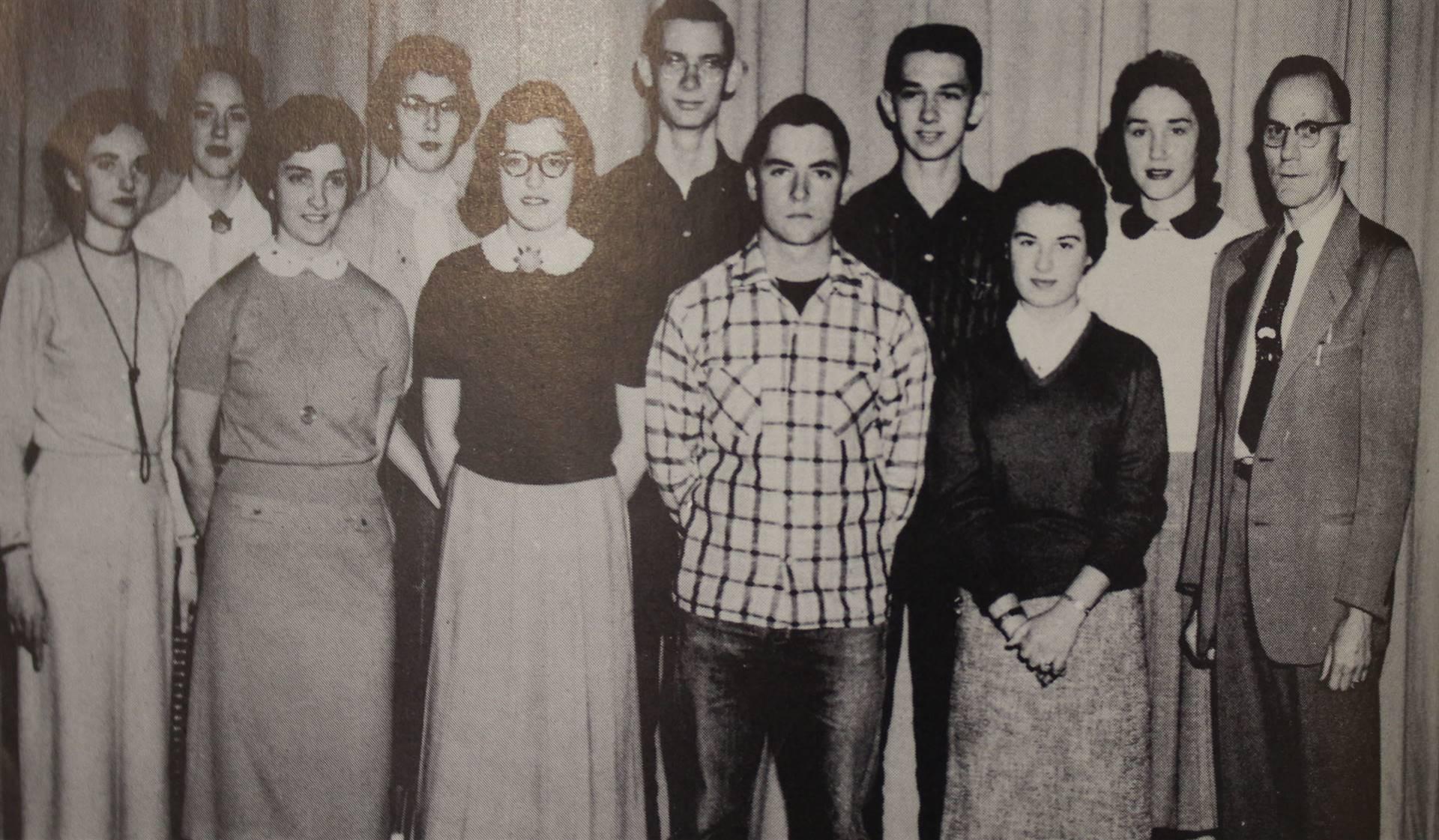 1957 Honorary Club