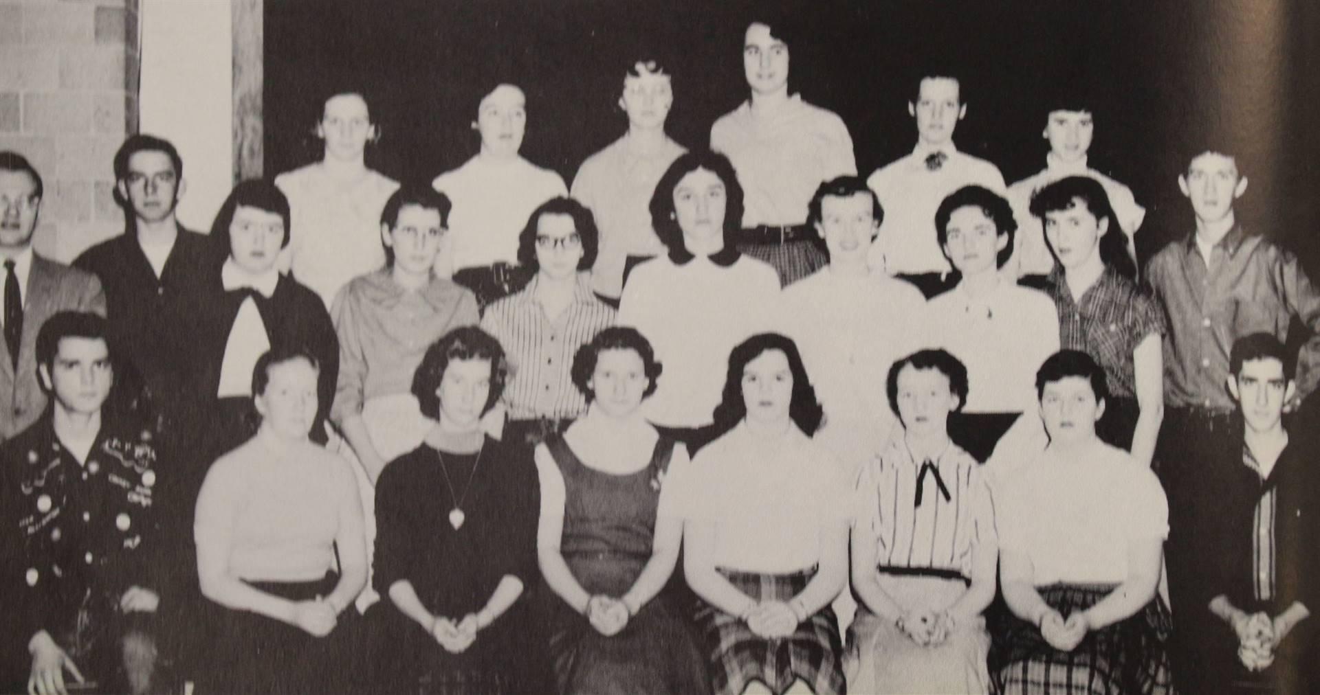 1957 Monitor Club