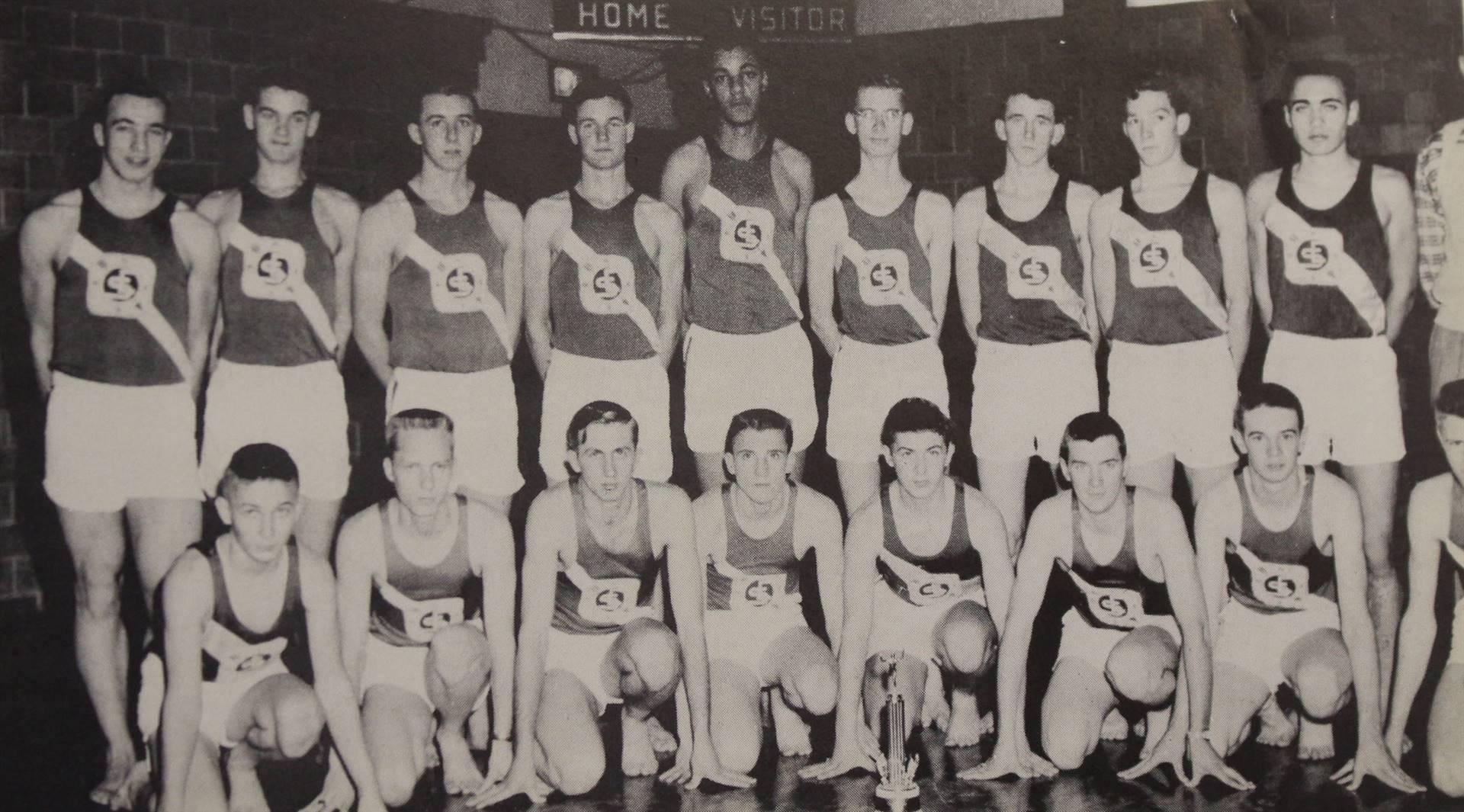 1957 Track Team