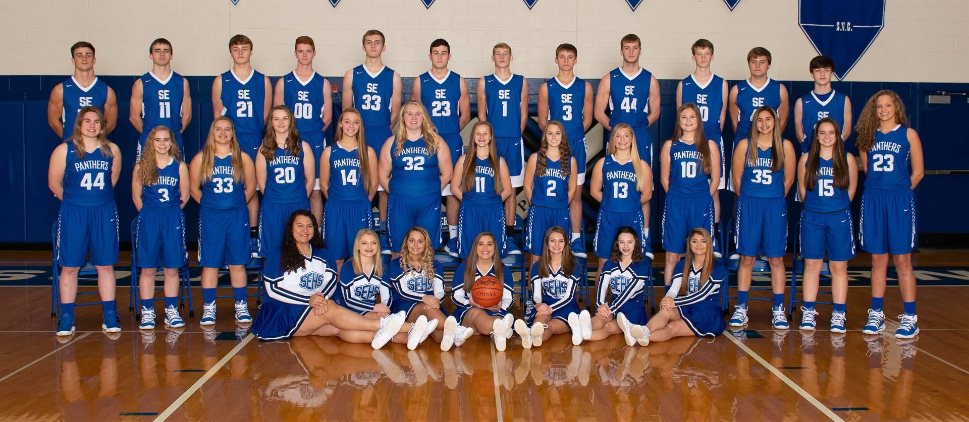 All Basketball Teams