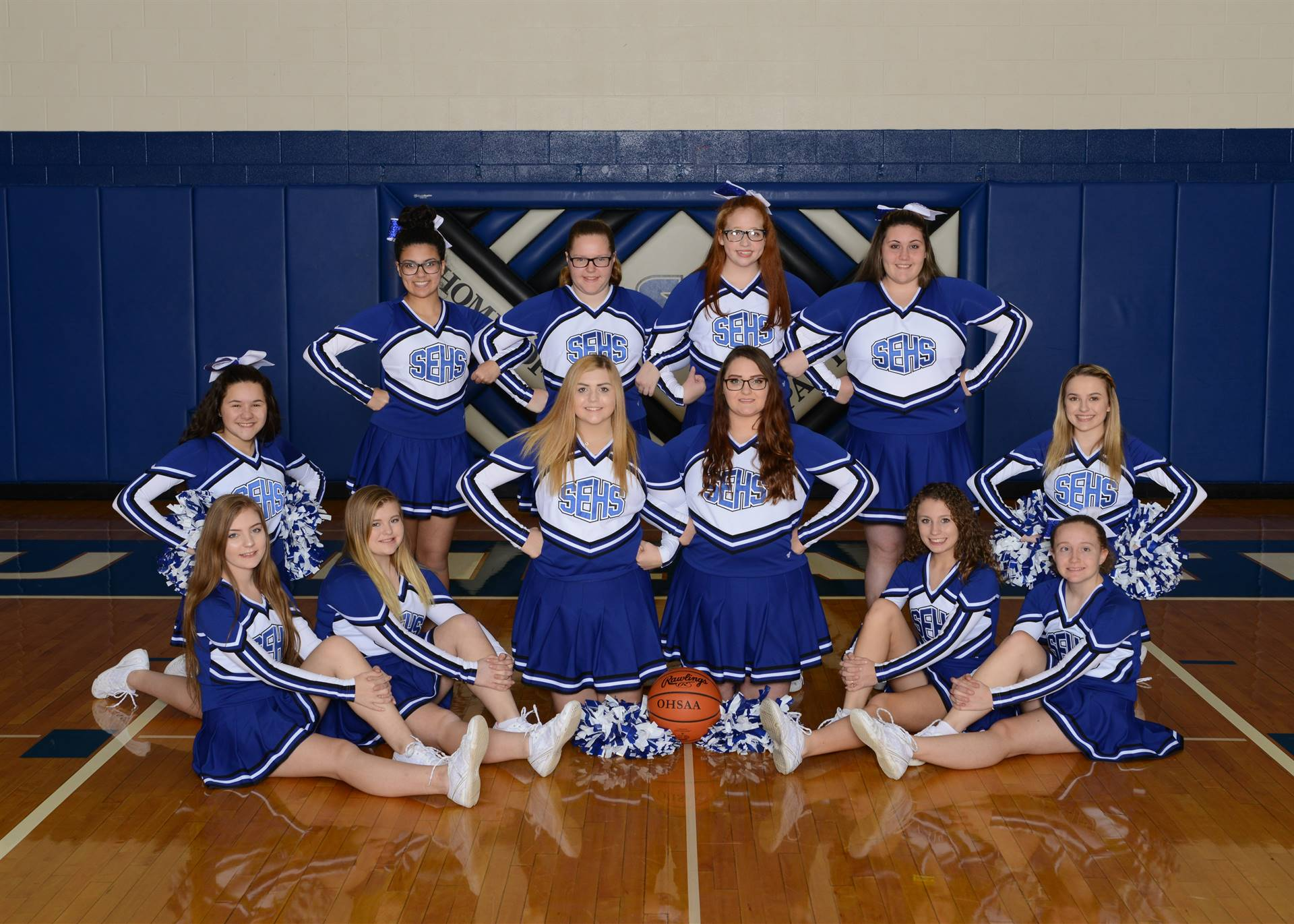 Junior Varsity Cheer