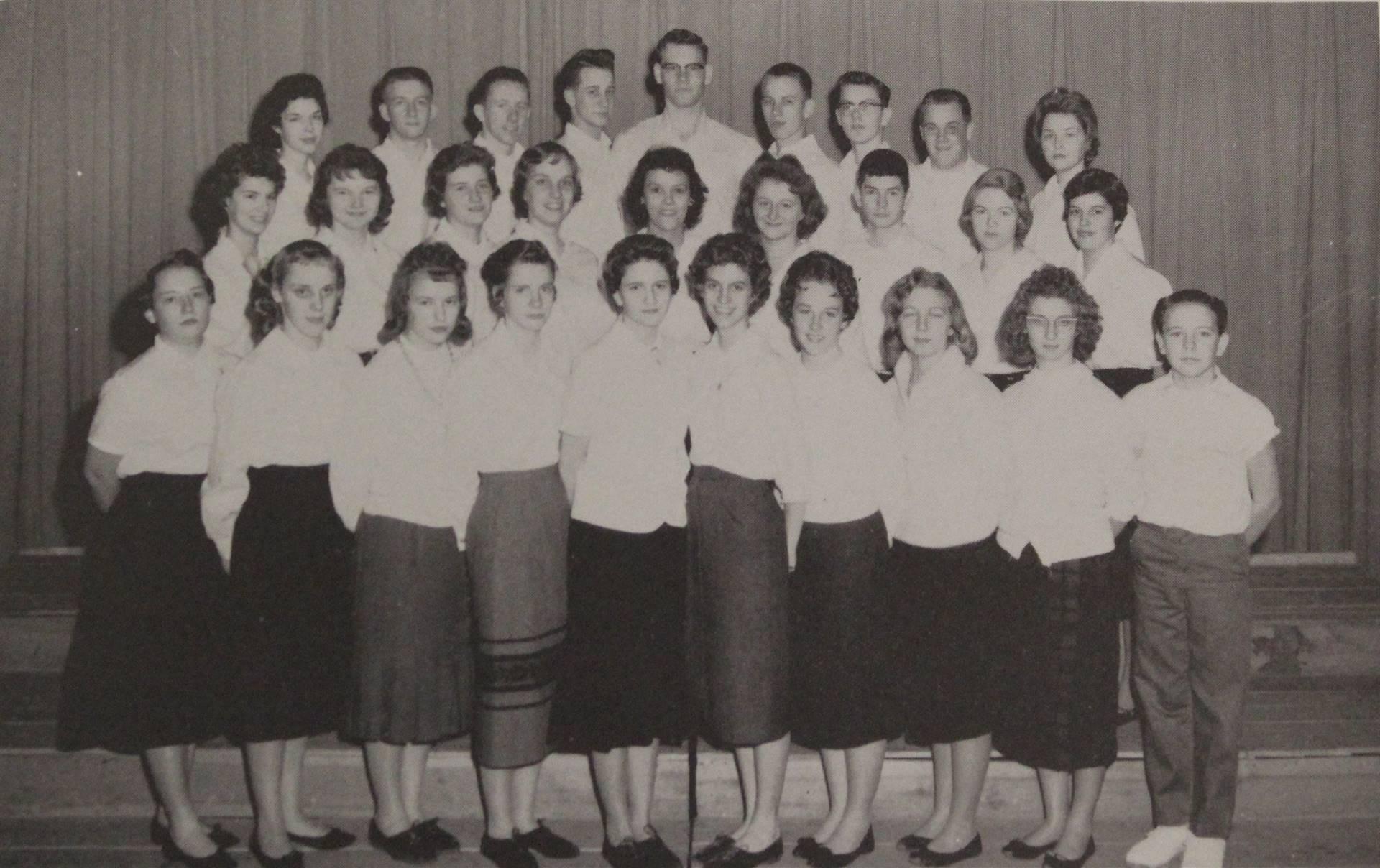 1960 Mixed Chorus