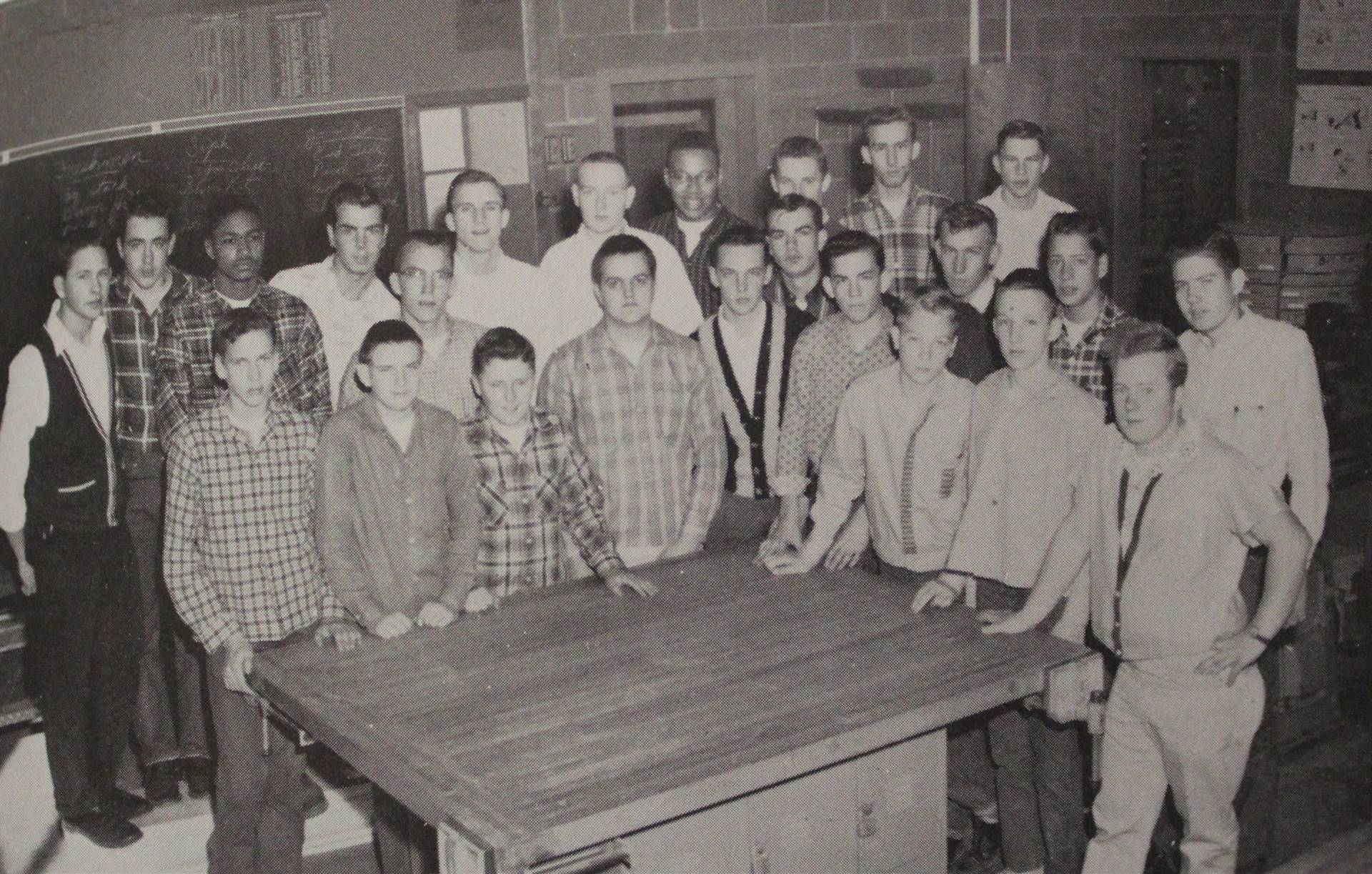 1960 Industrial Arts