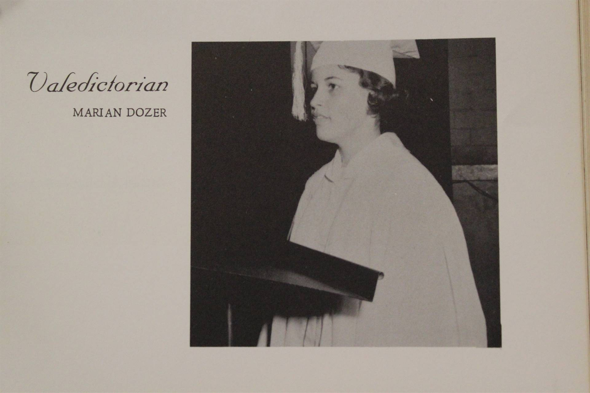 1960 Valedictorian