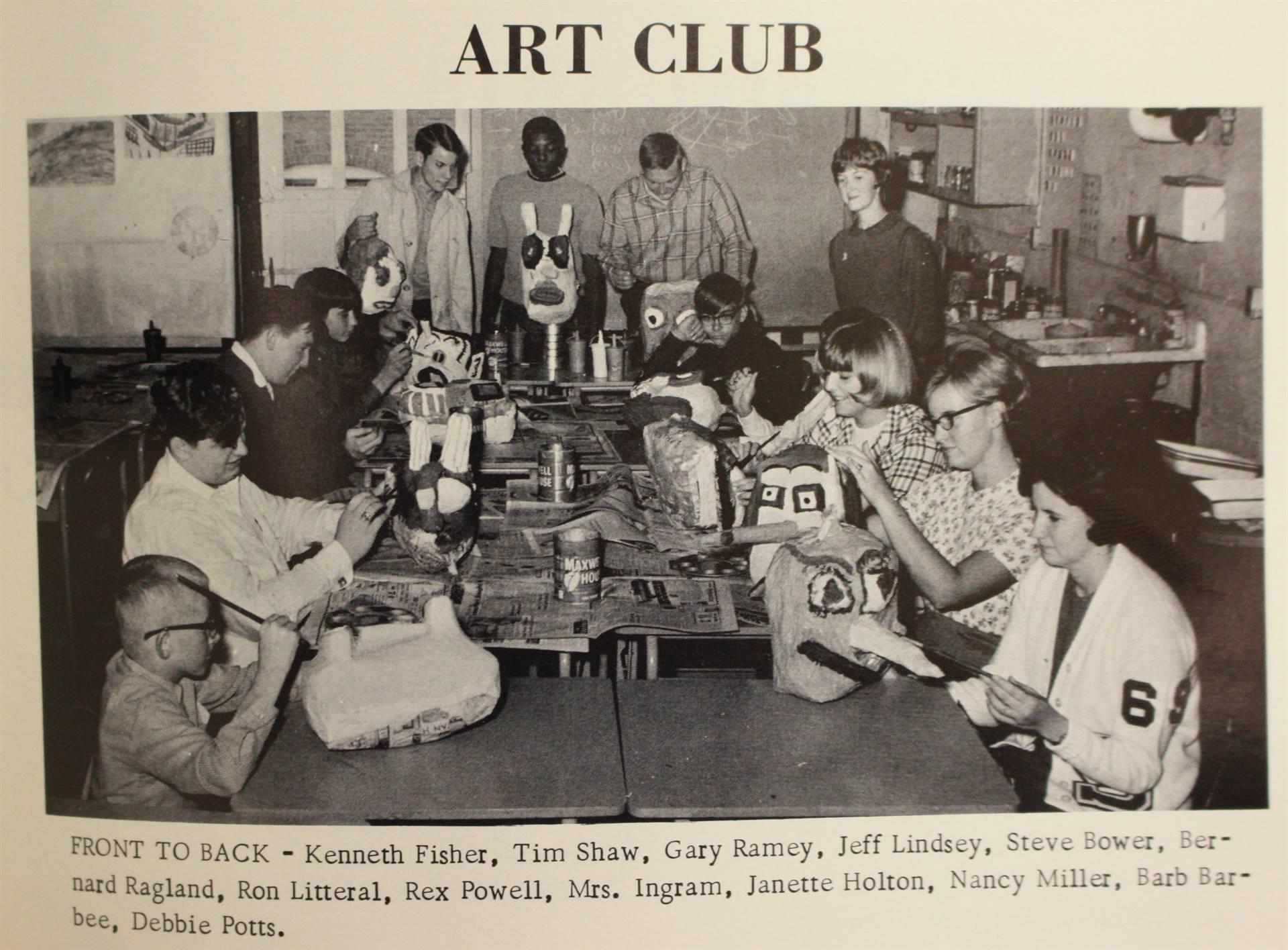 1969 Art Club