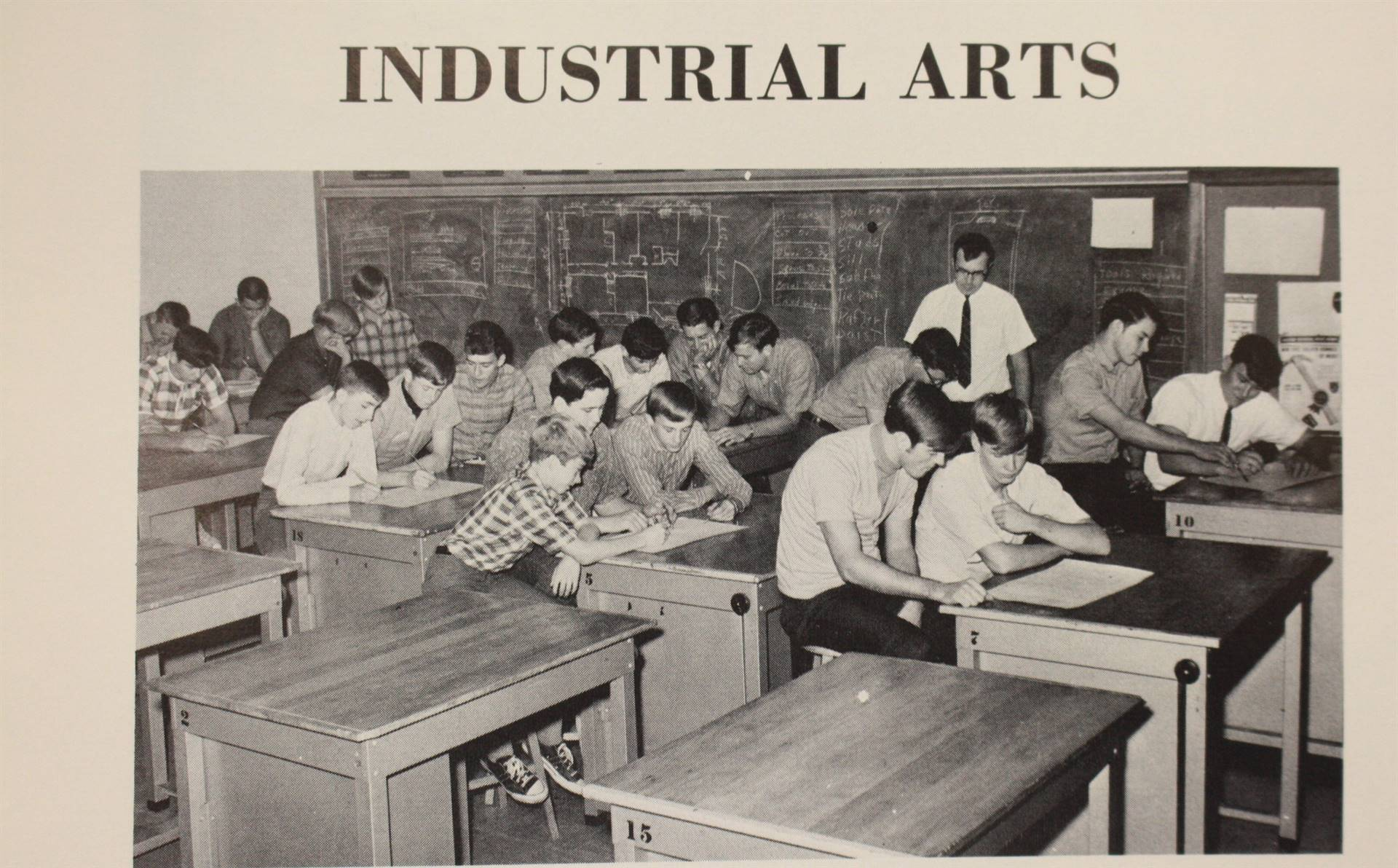 1969 Industrial Arts