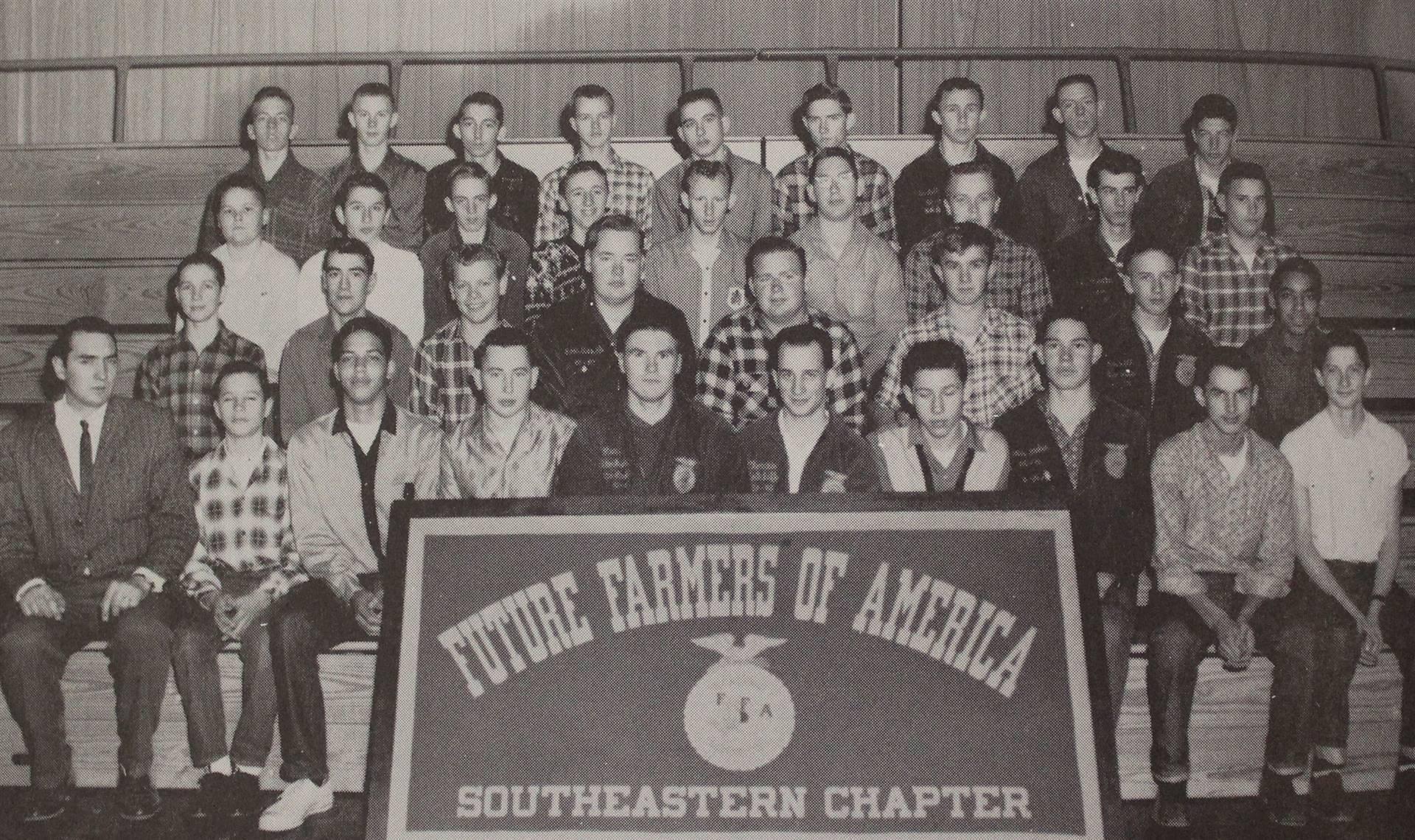 1962 Future Farmers