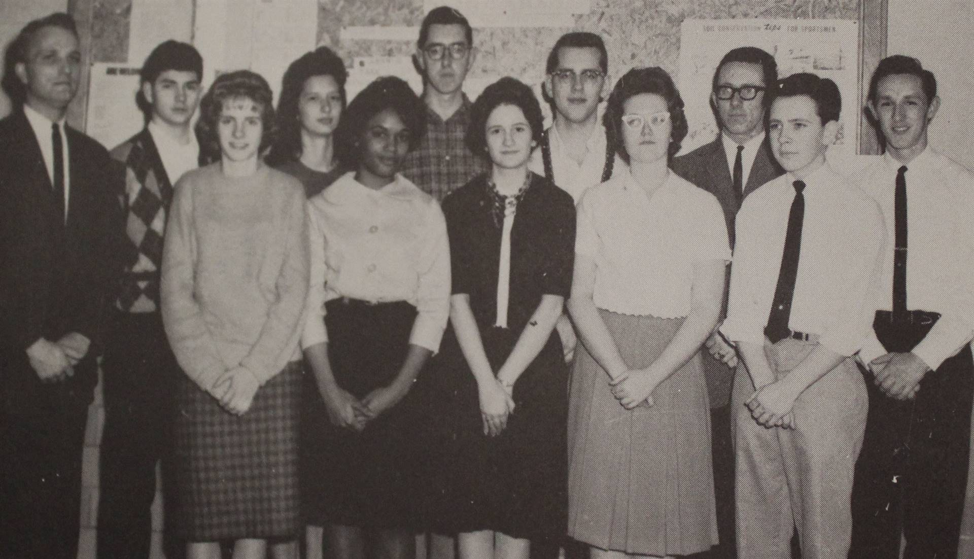 1962 Honor Society