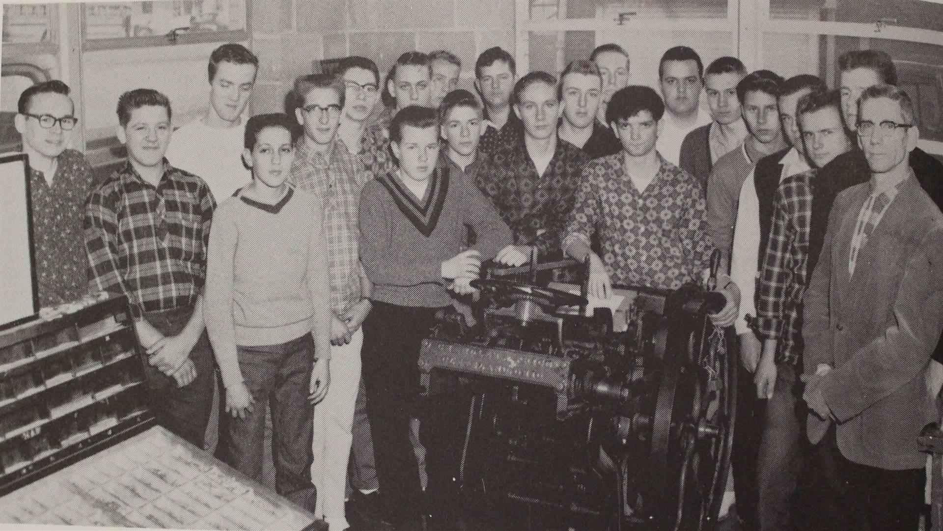1962 Industrial Arts