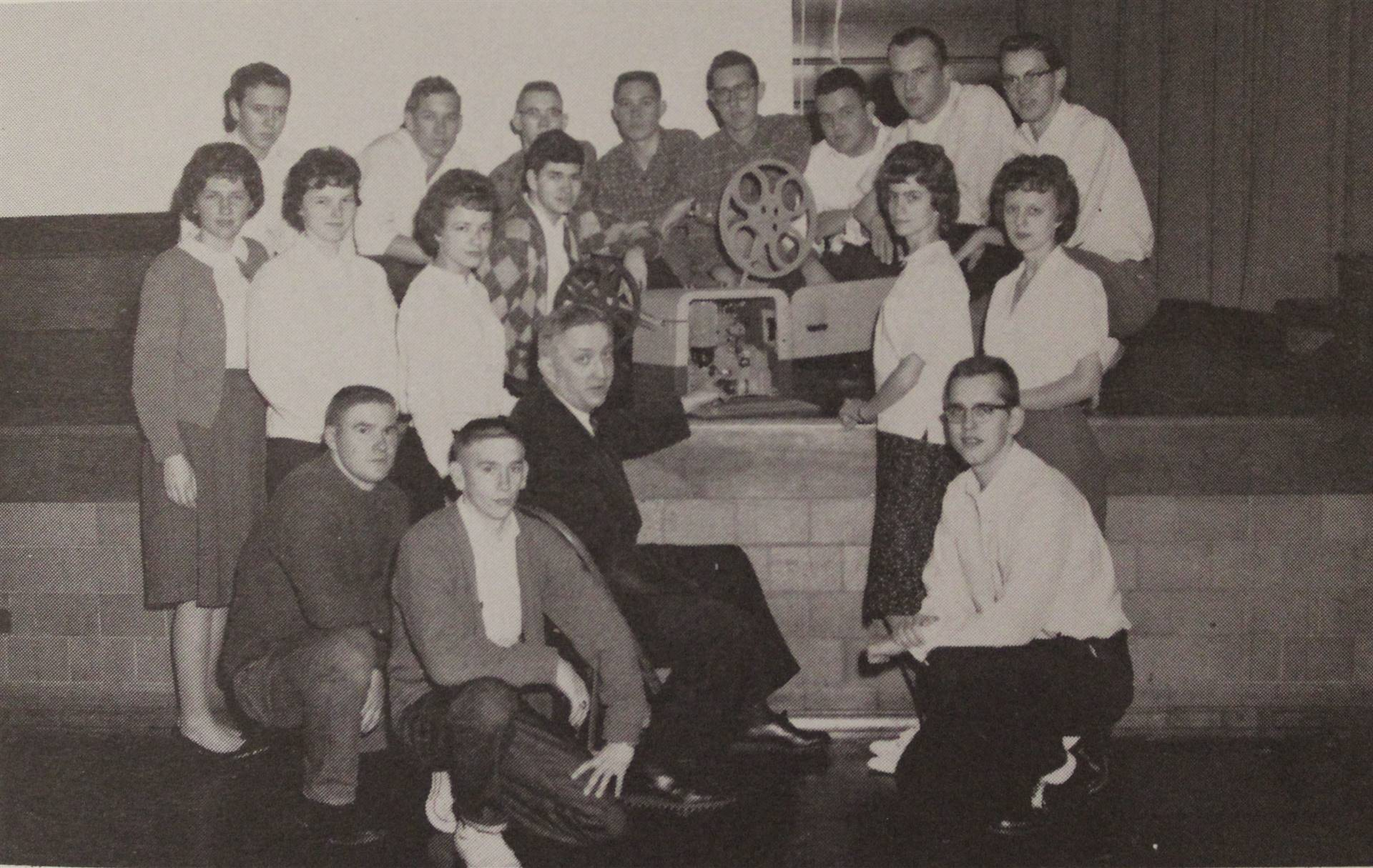 1962 Projection Club