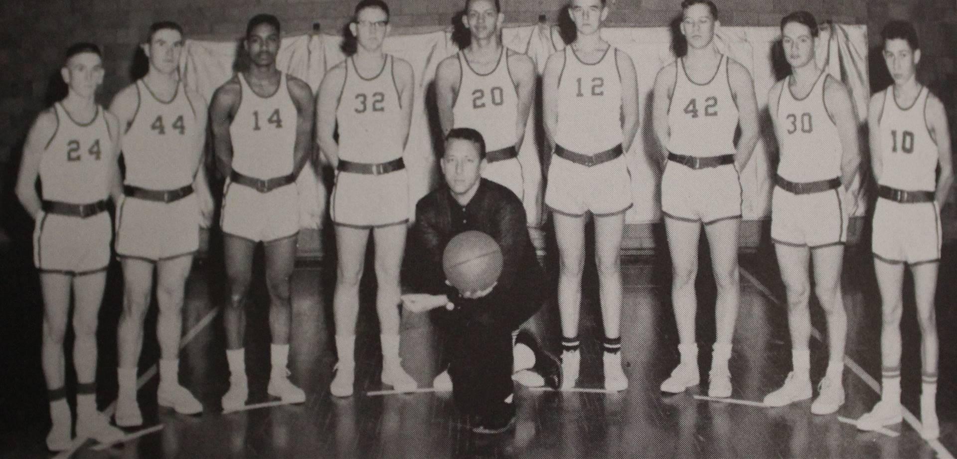 1962 Senior Varsity Basketball