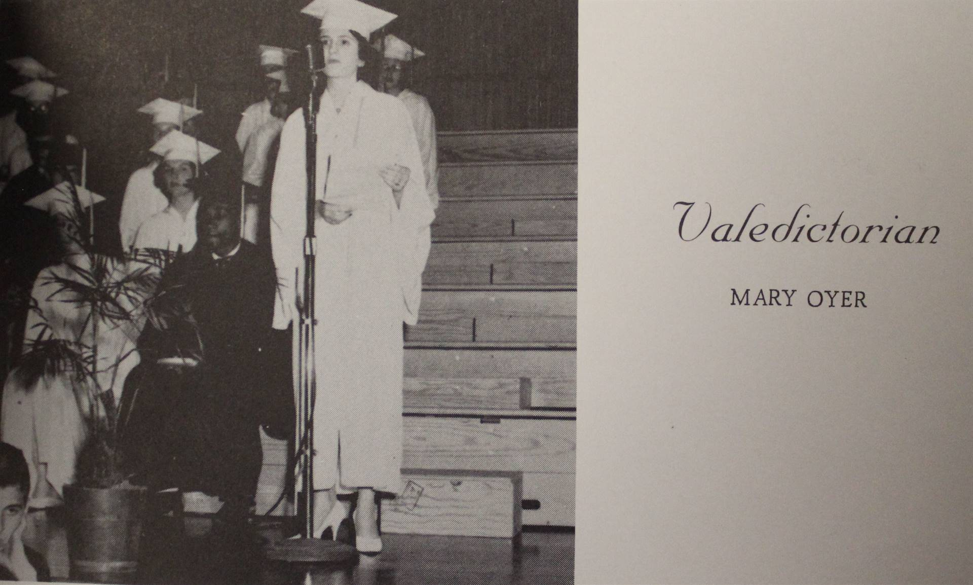 1962 Valedictorian