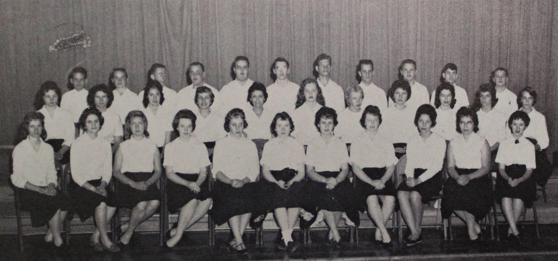 1961 Mixed Chorus