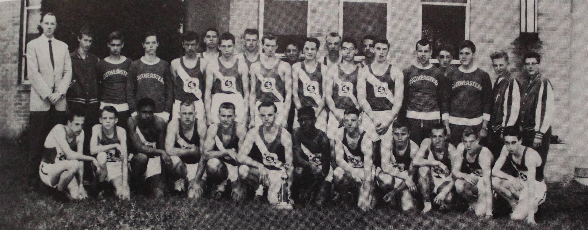 1961 Track