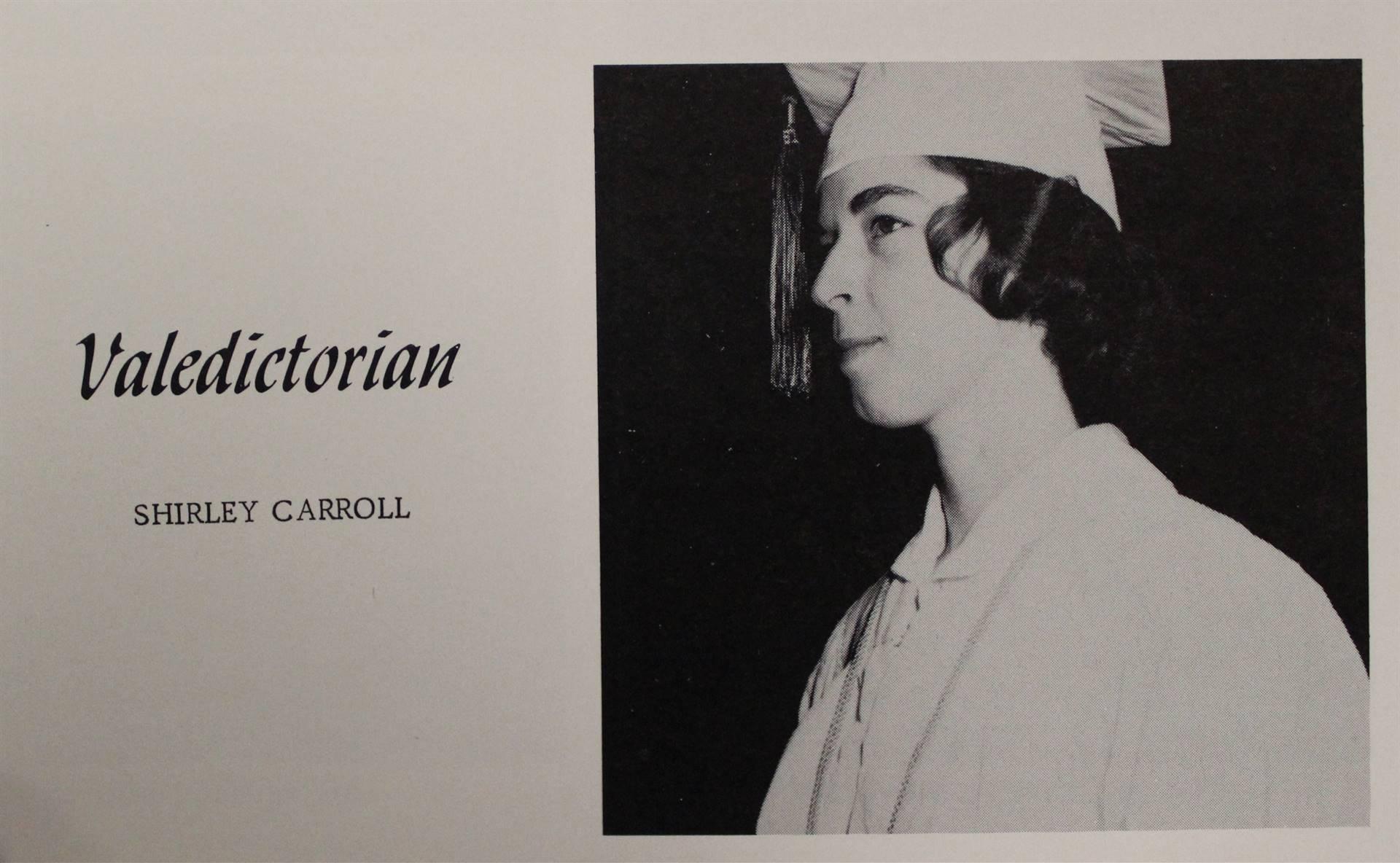 1961 Valedictorian