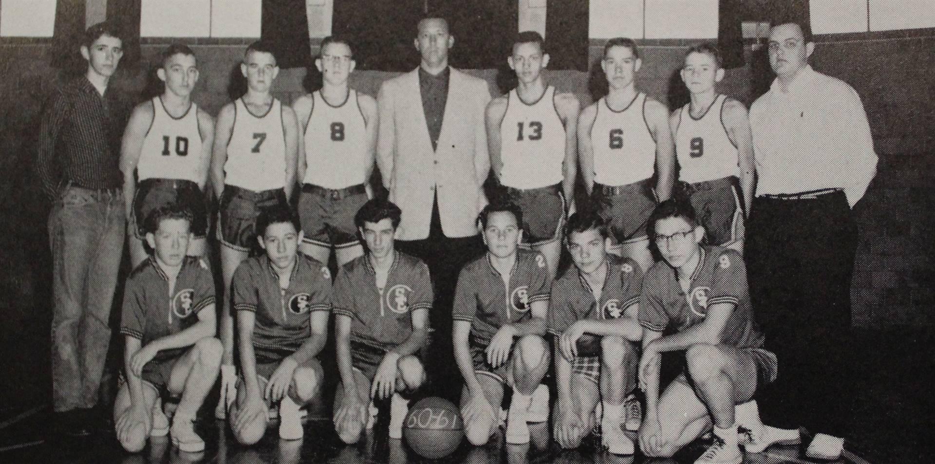 1961 Reserve Basketball