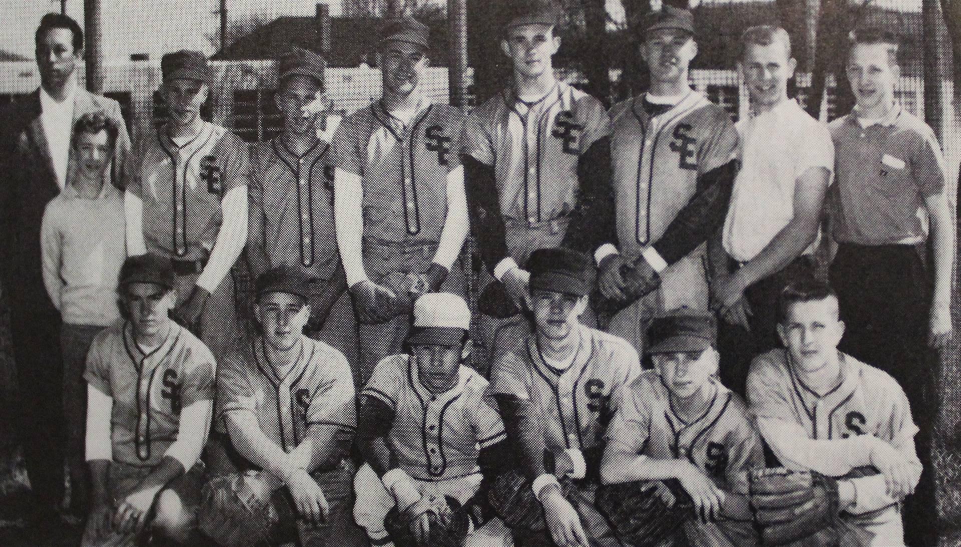 1961 Varsity Baseball