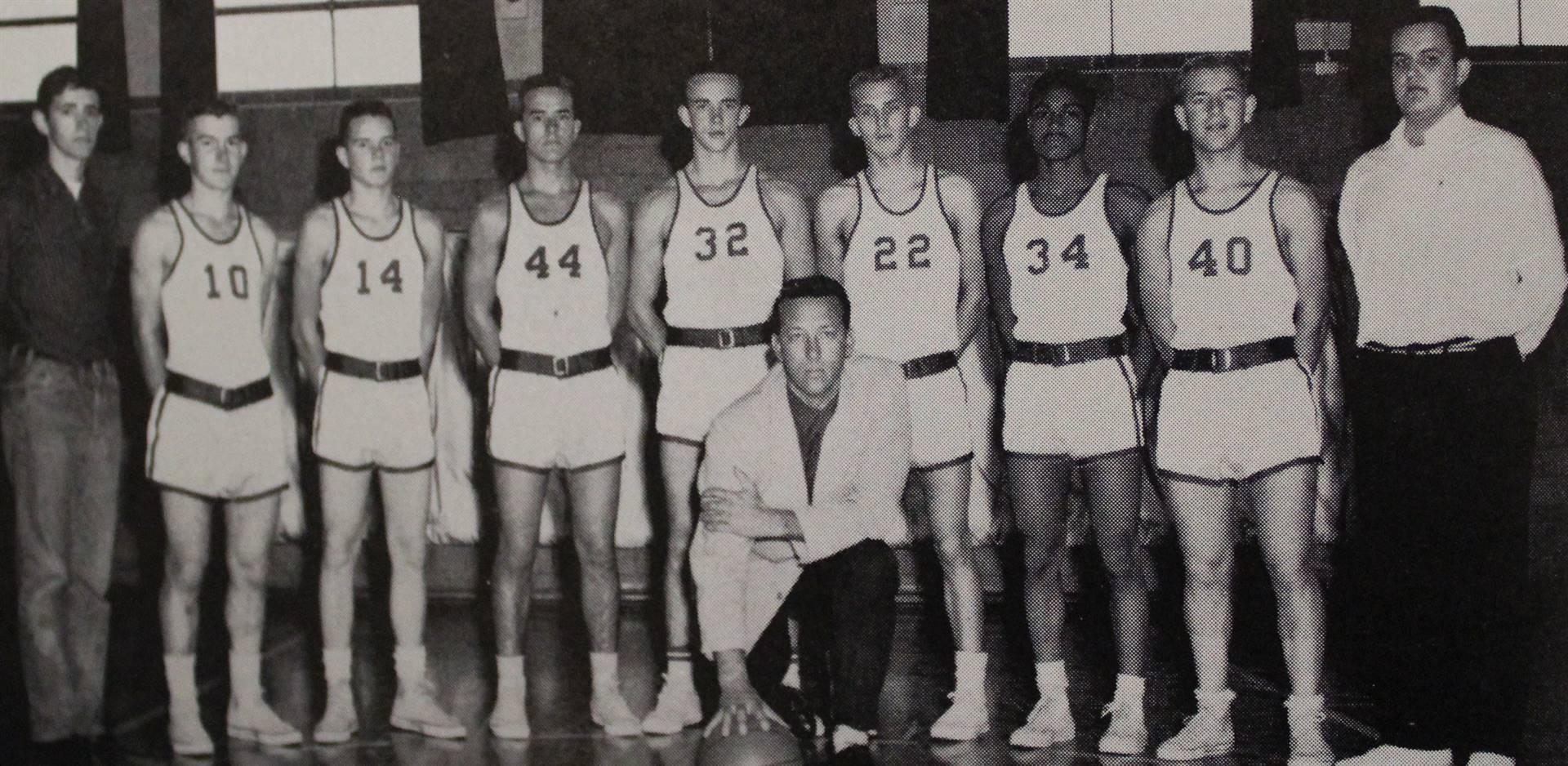 1961 Varsity Basketball