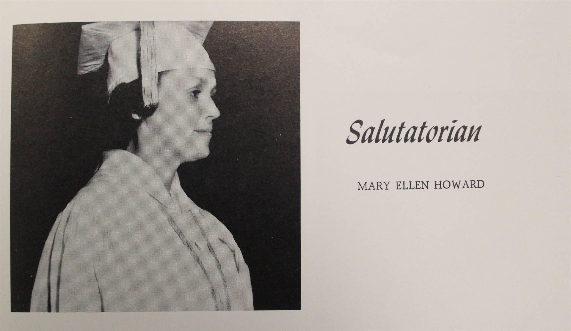 1961 Salutatorian
