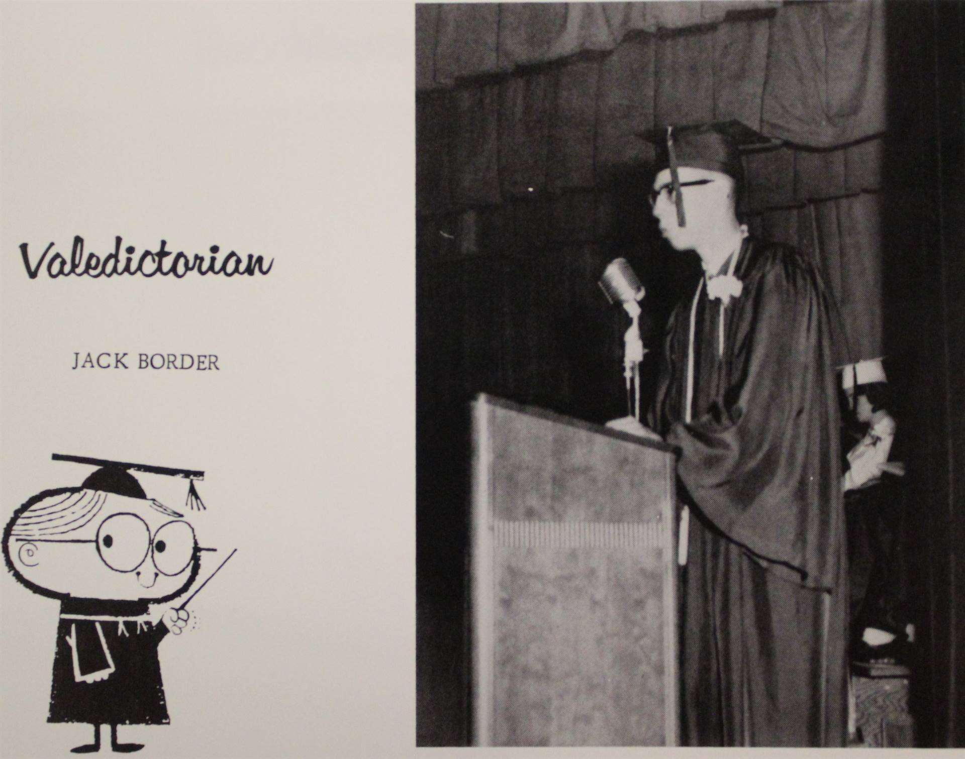1964 Valedictorian