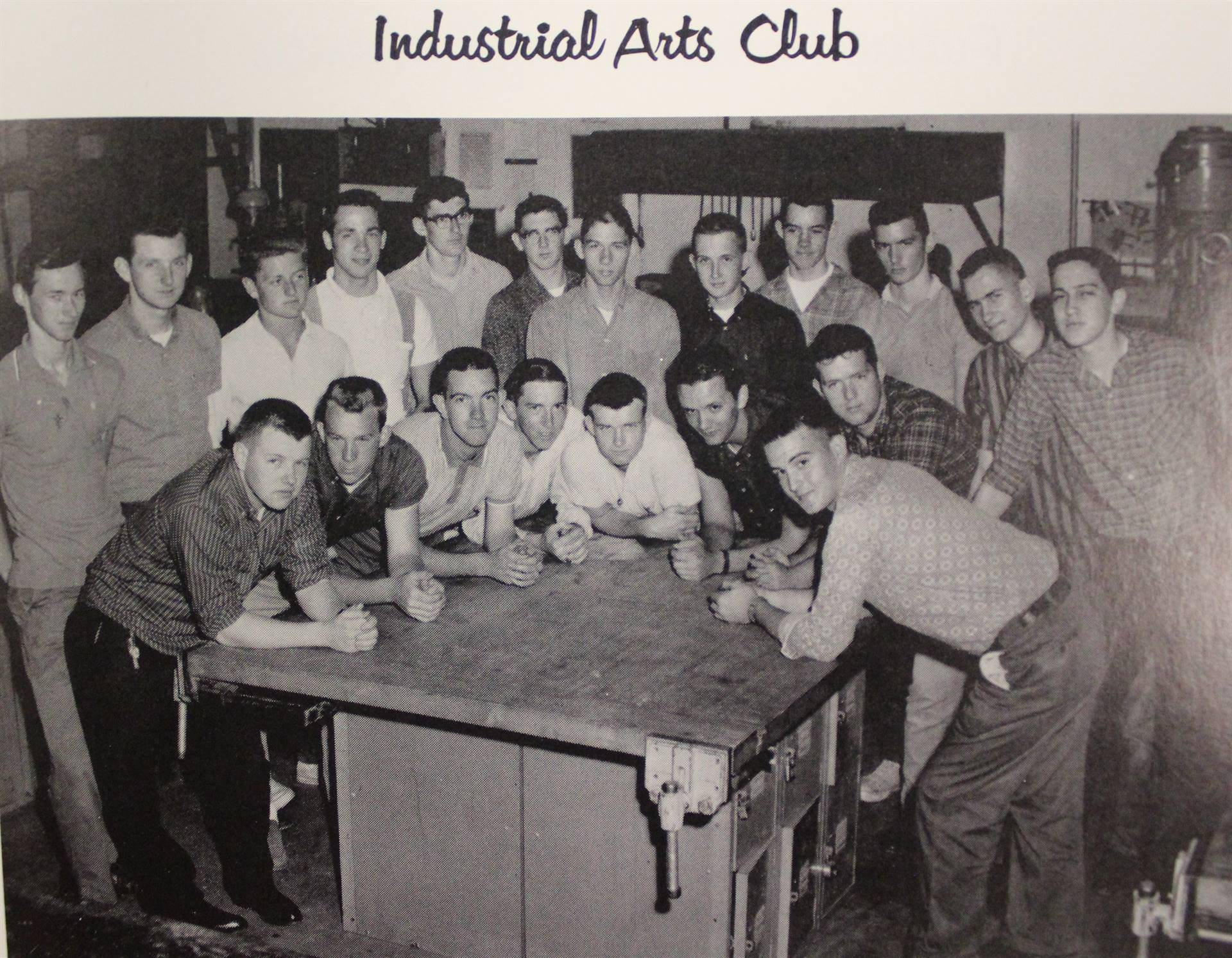 1964 Industrial Arts Club