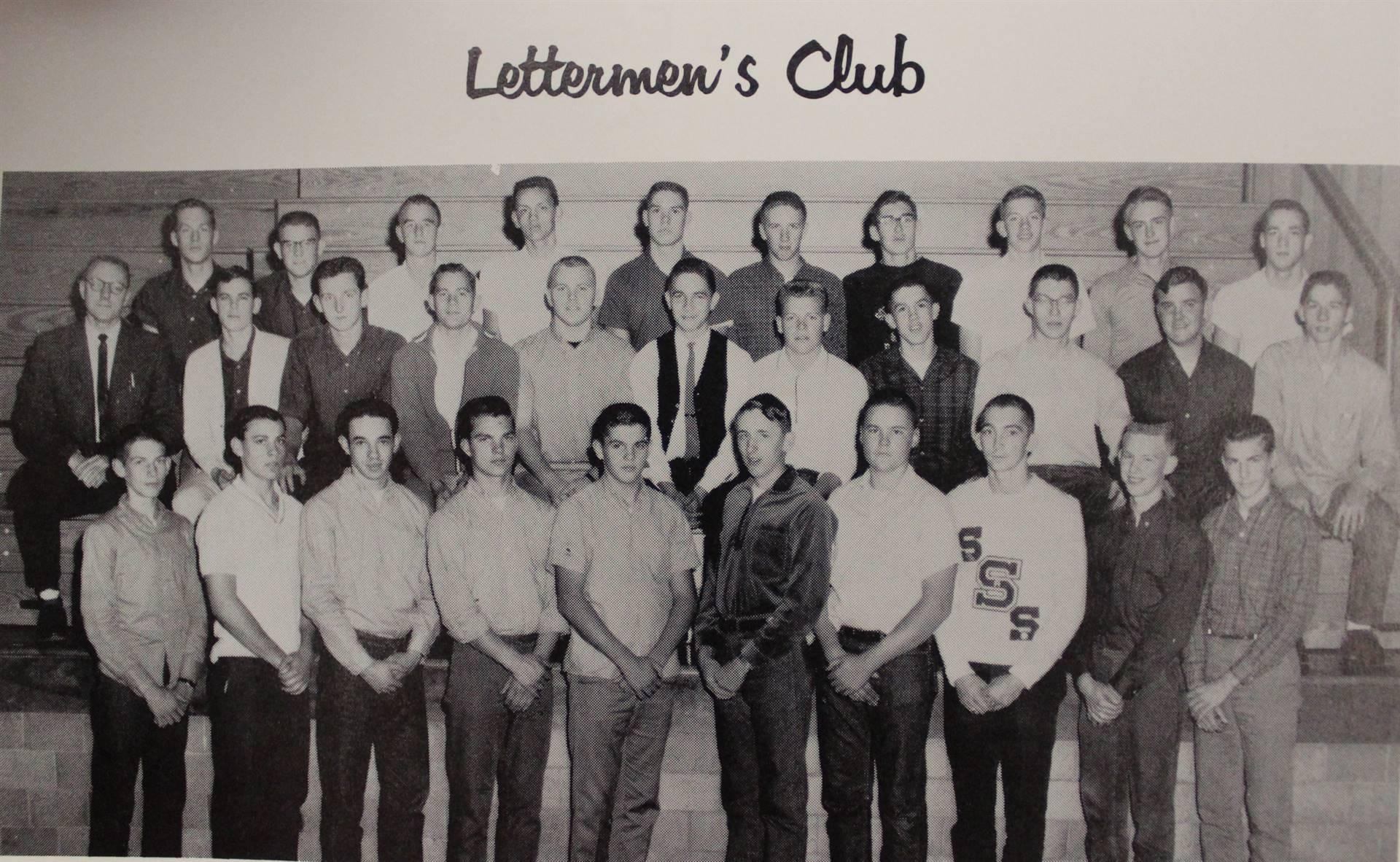 1964 Lettermen's Club