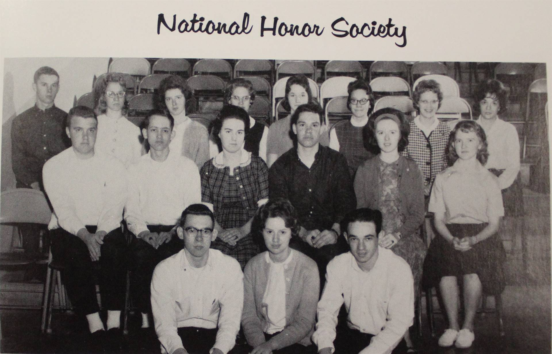 1964 National Honor Society