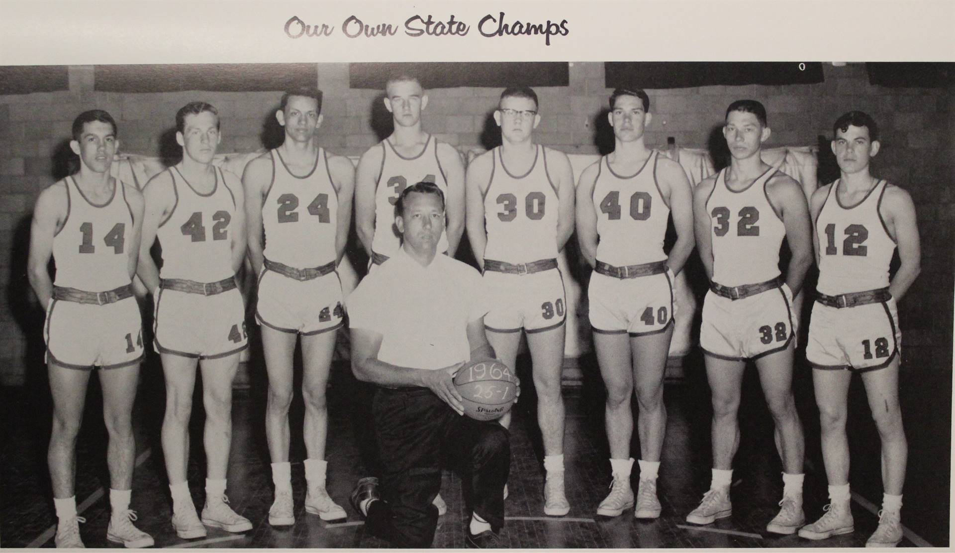 1964 Our Own State Champs
