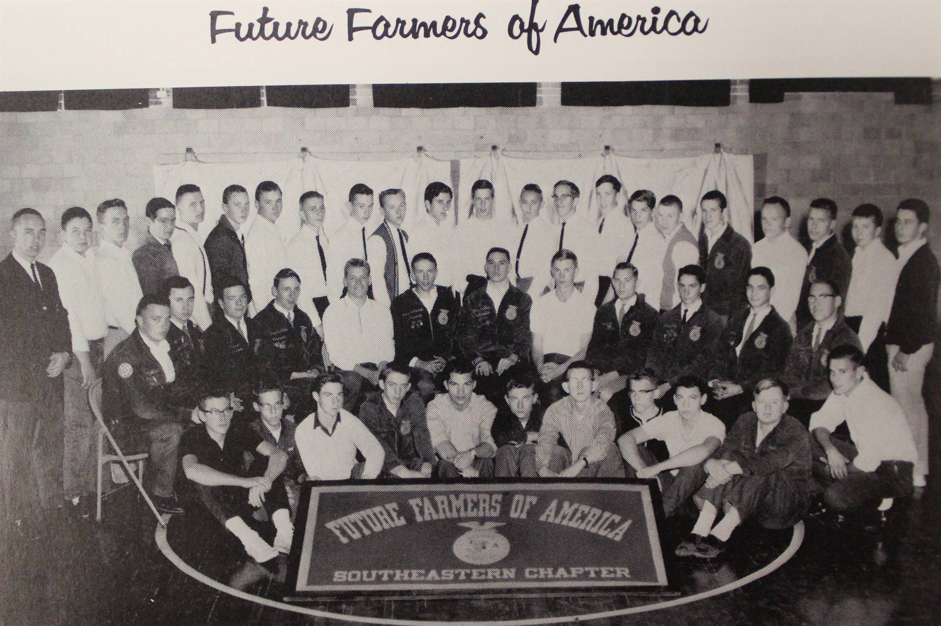 1964 Future Farmers of America