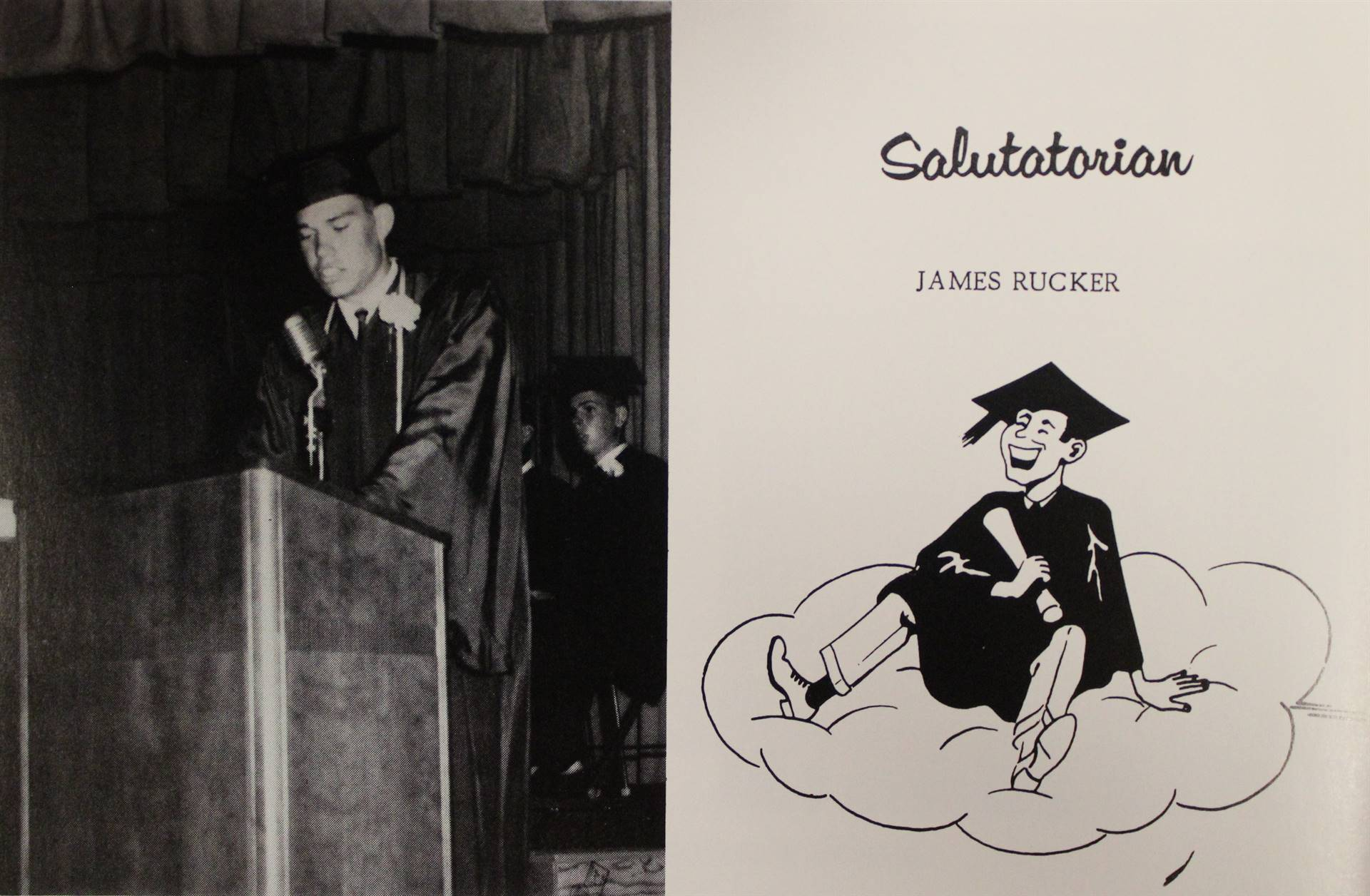 1964 Salutatorian