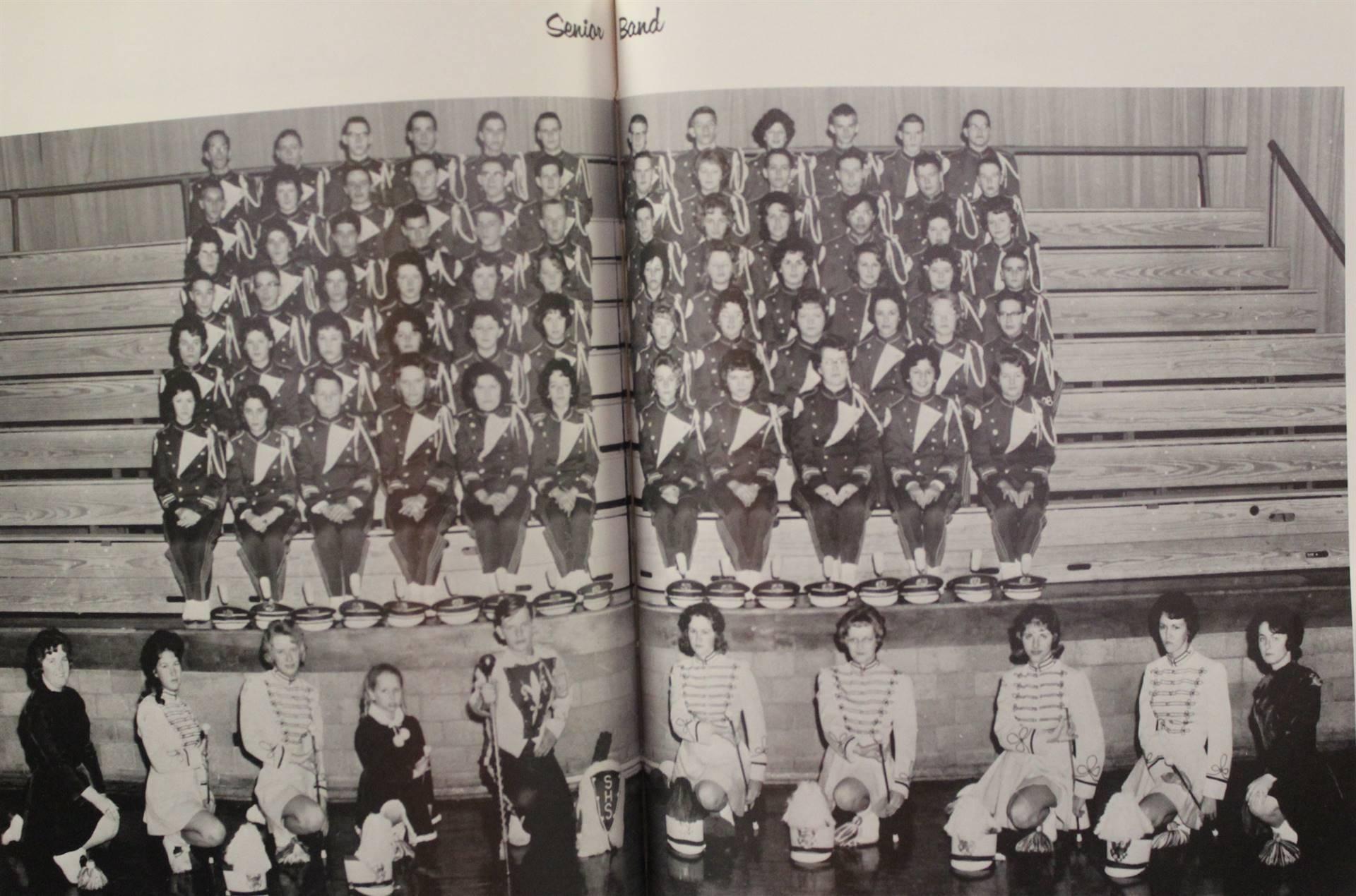 1964 Senior Band