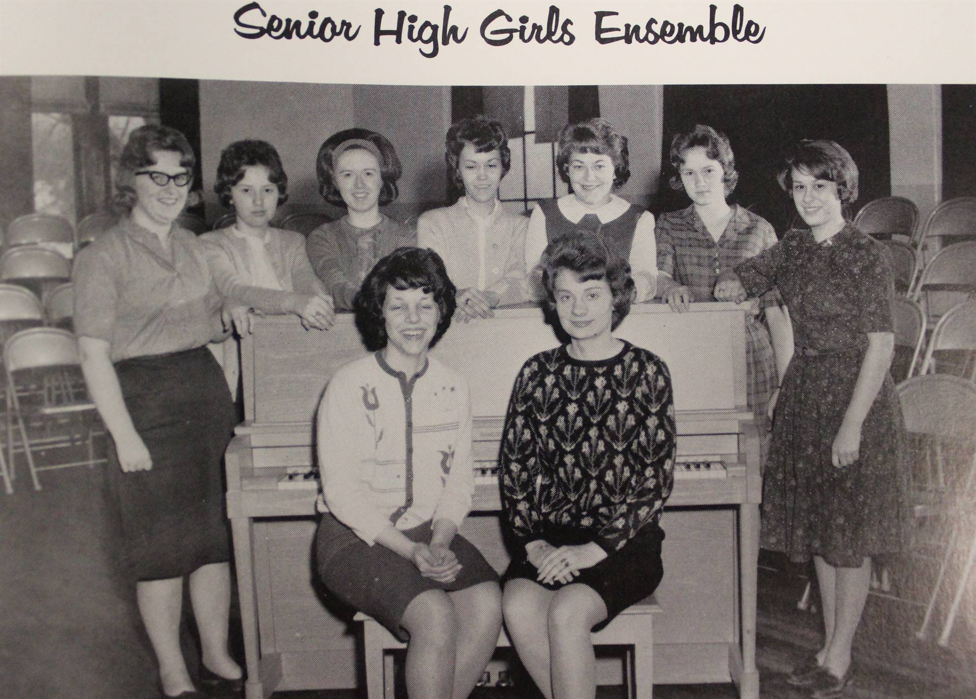 1964 Senior High Girls Ensemble