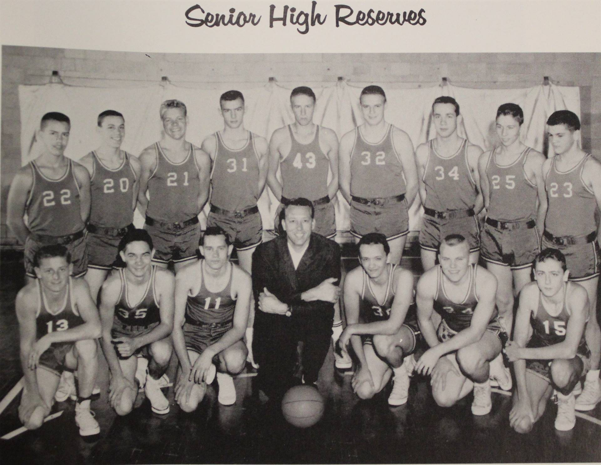 1964 Senior High Reserves