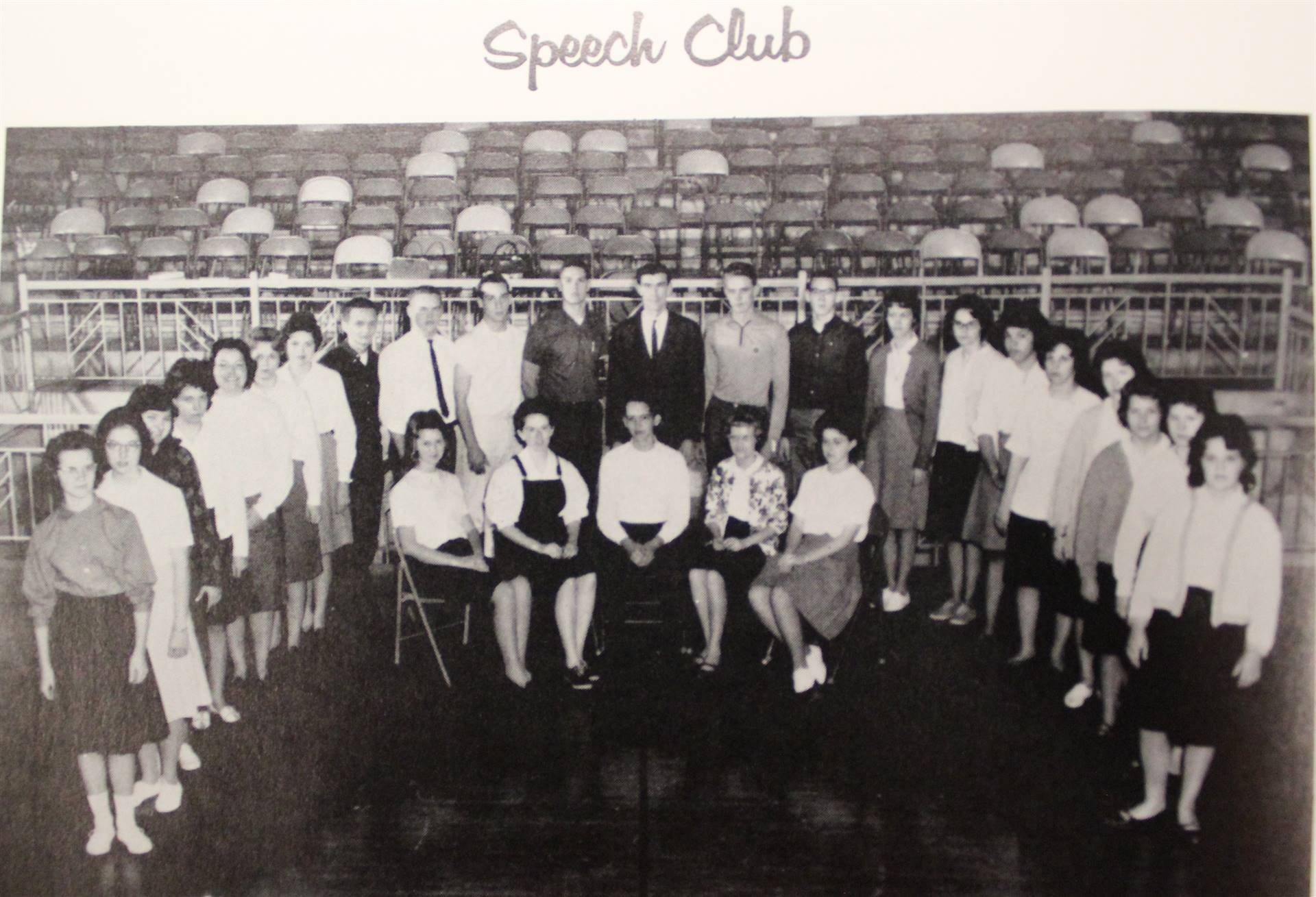 1964 Speech Club