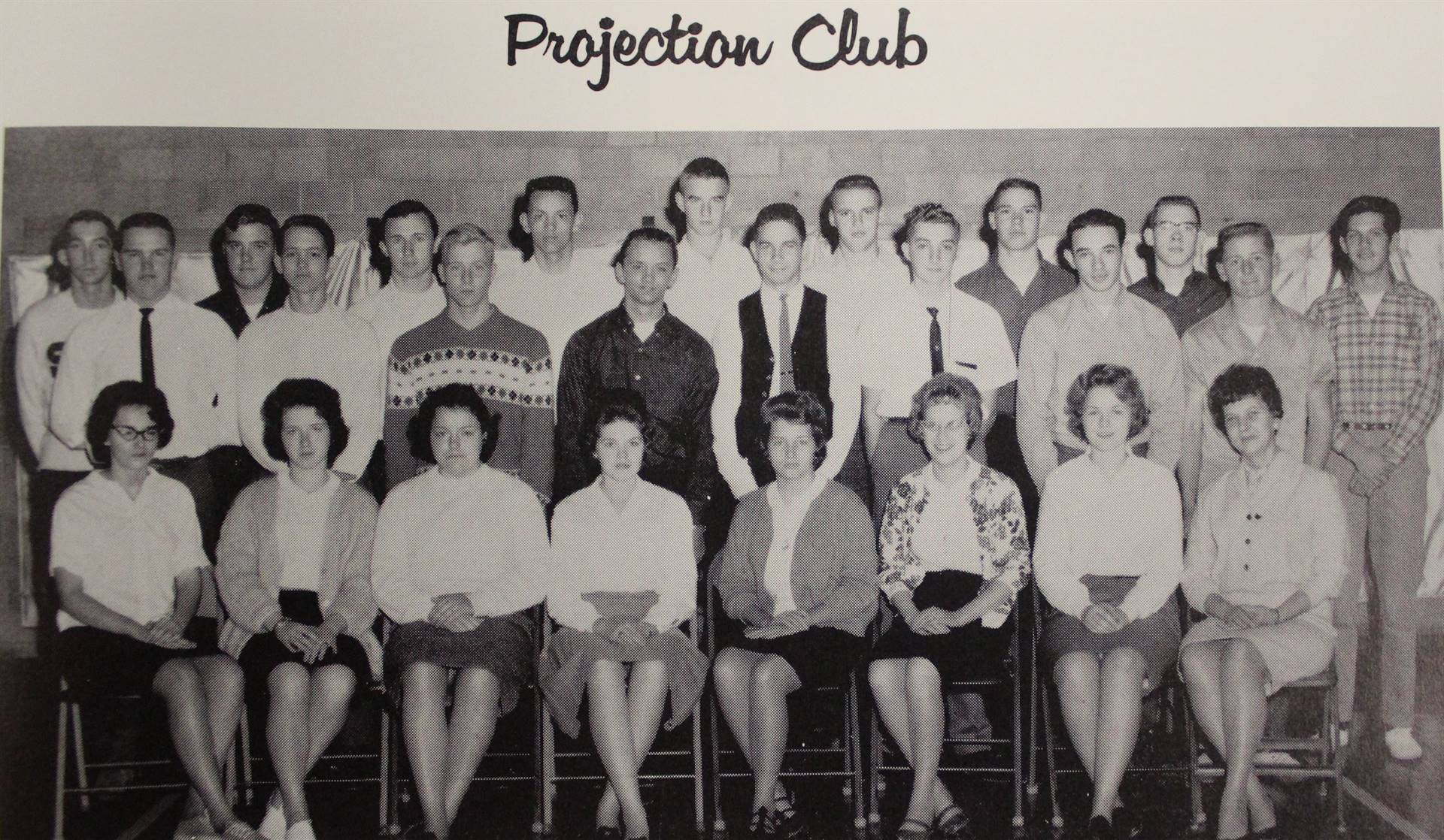 1964 Projection Club